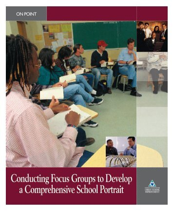 Conducting Focus Groups to Develop a ... - NIUSI Leadscape
