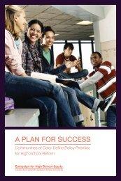 A PLAN FOR SUCCESS - NIUSI Leadscape
