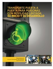 Sección 1 - Access Exchange International!