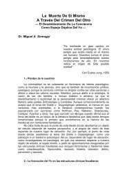 La Muerte De Sí Mismo A Través Del Crimen Del Otro - Temas de ...