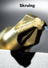 Skruing - Bosch elektroverktøy