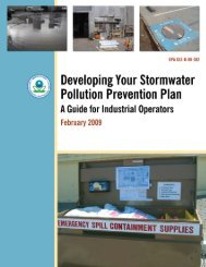 Developing Your Stormwater Pollution Prevention Plan - Kansas ...