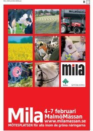 4–7 februari MalmöMässan - Jytte Olsson Design
