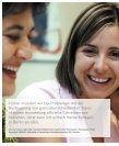 Broschüre Bellevue Programm 2010/2011 - Robert Bosch Stiftung - Seite 7