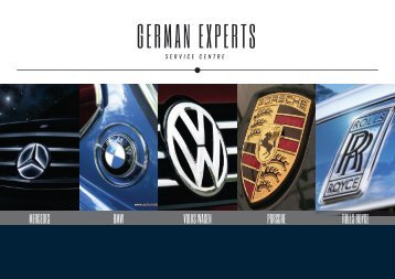 GERMAN EXPERTS