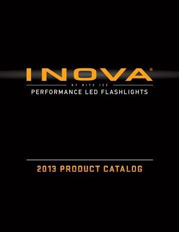 PDF catalog - Inova