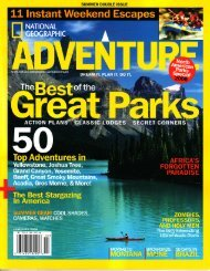 National Geographic Adventure June 2006 The Download - Nite Ize