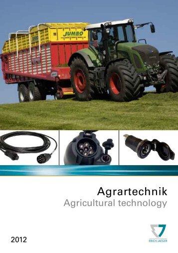 Agrartechnik - Erich Jaeger GmbH+Co. KG