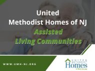 Assisted Living in NJ - Things You Should Know!