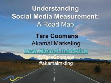 Understanding Social Media Measurement: A Road Map