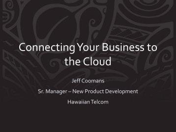 View Preso - Hawaiian Telcom