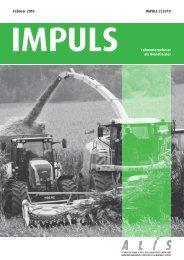 Februar 2010 IMPULS 2|2010 IMPULS Agrartechnik in Lehre ... - ALIS
