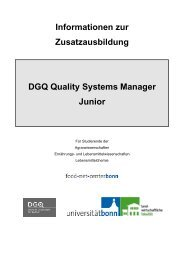 DGQ Quality Systems Manager Junior - GIQS