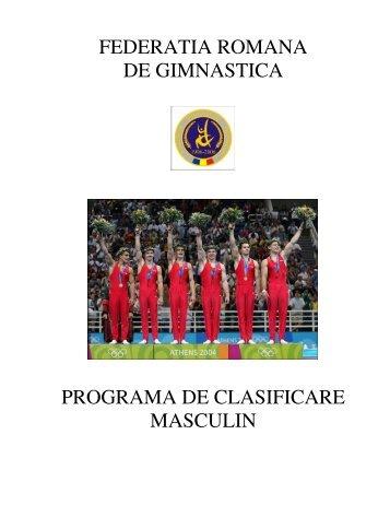 Descarca - Federatia Romana de Gimnastica