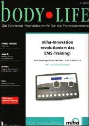 bODY-LIFE - SPM 2000