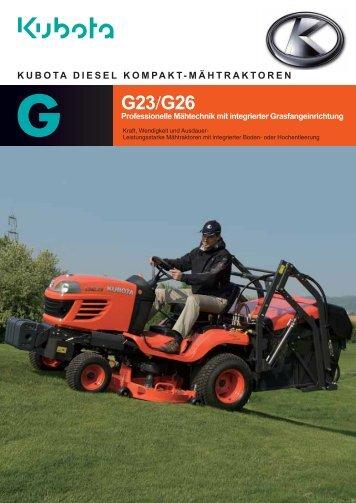 Magazin G23/G26