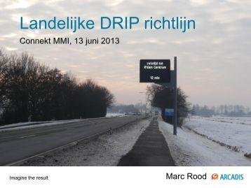 Landelijke DRIP richtlijn - Connekt