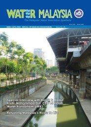 Returning Malaysia's Rivers To L - Malaysian Water Association.