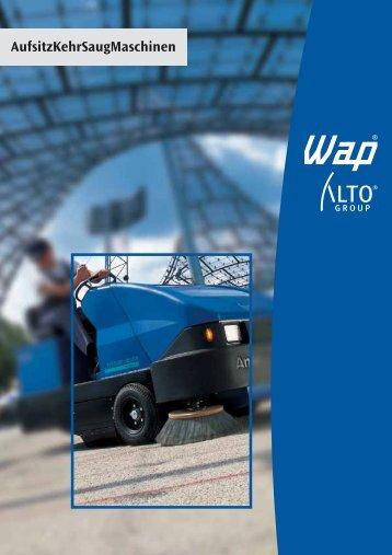 2731-Wap Sweeper-5810703 - WAP-ALTO KEW Reinigungssysteme