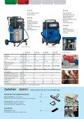 Staub - WAP-ALTO KEW Reinigungssysteme - Seite 6