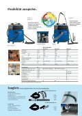 Nass/TrockenSauger - WAP-ALTO KEW Reinigungssysteme - Seite 6