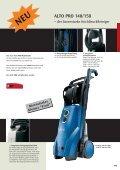 Für Haus und Garten - WAP-ALTO KEW Reinigungssysteme - Page 2