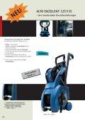 Für Haus und Garten - WAP-ALTO KEW Reinigungssysteme - Page 3