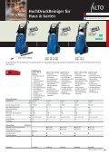 Für Haus und Garten - WAP-ALTO KEW Reinigungssysteme - Page 4