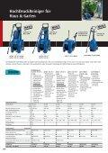 Für Haus und Garten - WAP-ALTO KEW Reinigungssysteme - Page 5