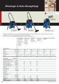 Für Haus und Garten - WAP-ALTO KEW Reinigungssysteme - Page 7