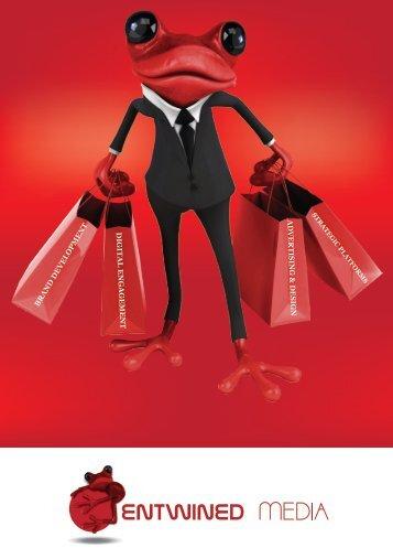 ADVERTISING & DESIGN DIGITAL ENGAGEMENT BRAND DEVELOPMENT