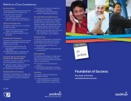 Foundations of Success for your Frontline and Admin ... - Sodexo