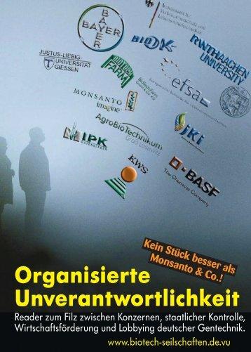 Organisierte Unverantwortlichkeit - Integral