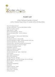 Scape-Design-plant-list-Chelsea-Flower-Show-2015