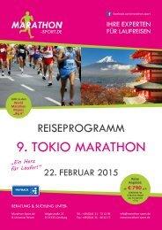 das Programm als Druck PDF aufrufen - Marathon-Sport.de