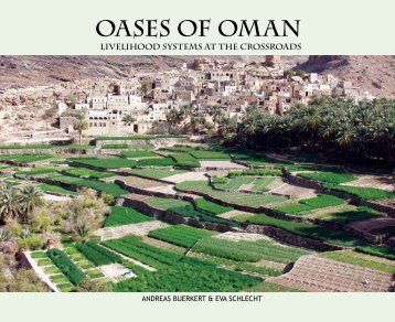 oases of oman livelihood systems at the crossroads