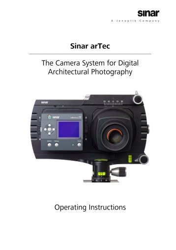 The Camera System for Digital Architectural Photography
