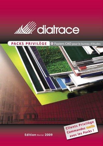 PACKS PRIVILÈGE - Diatrace