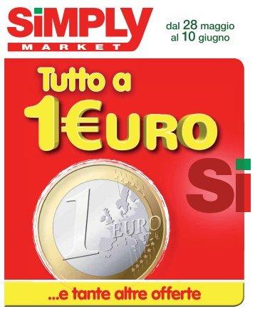 290515 - SIMPLY Sanluri - Tutto a 1 Euro