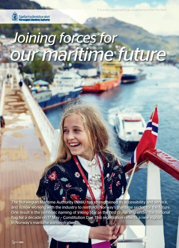 Joining forces for our maritime future