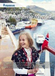 Sammen for vår maritime fremtid