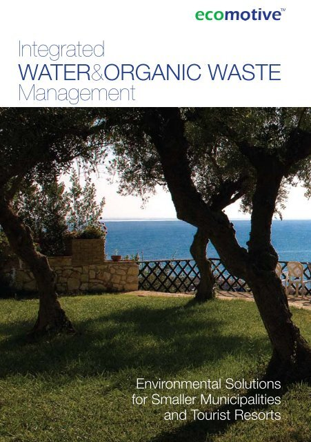 Integrated Water and Organic Waste Management -  the Science ...