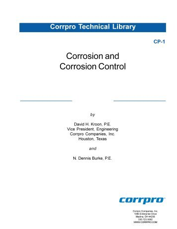 This recommend 01cp corrosion and corrosion controlpdf corrpro publicscrutiny Gallery