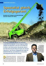 Merlo Deutschland Gmbh - Händlerinfo ... - construktiv Gmbh