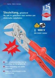 Download hier de specificaties - Gereedschapland.nl