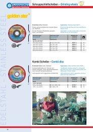EDELSTAHL – STAINLESS STEEL - Sonnenflex