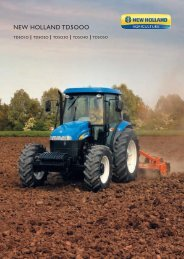 NEW HOLLAND TD5OOO - Agrartechnik Altenberge GmbH