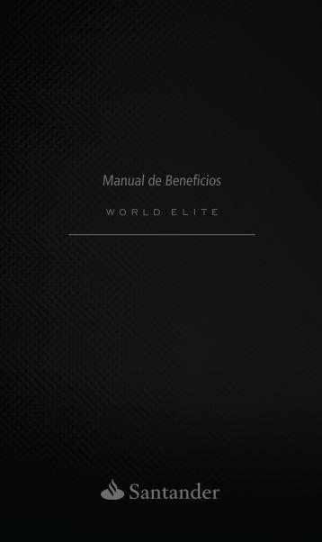 Manual de Beneficios