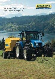 New Holland T5000 - Agrartechnik Altenberge GmbH
