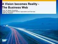 The Business Web - JRC